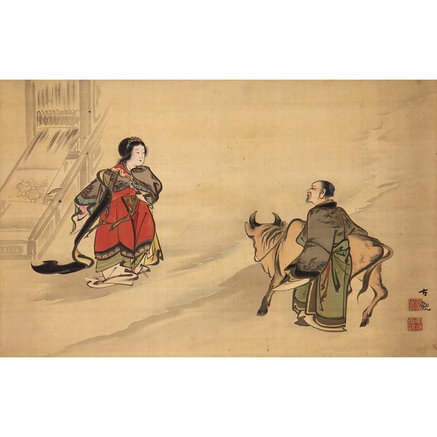 七夕伝説 イメージ画像